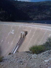 Hetch Hetchy reservoir San Franciscos water supply in Yosemite