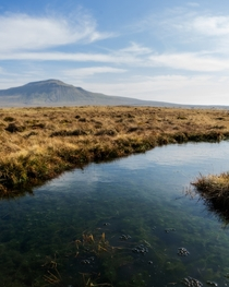 Hey I am just getting started with landscape photography so any feedback is welcome The is Scales moor in the UK with a view of Ingleborough  OC