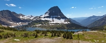Hidden Lake Fantastic short hike at Glacier National Park MT