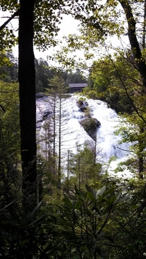 High Falls - DuPont State Forest NC