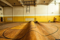 High school gymnasium in St Louis