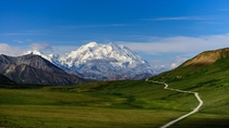 Highest Peak in Northern America Mount McKinley
