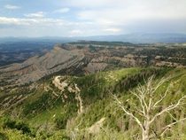 Highest Point in Mesa Verde National Park Colorado Elev  ft