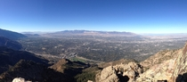 Highest point in Salt Lake City