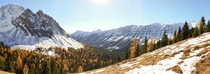 Hiked to Catch the Gorgeous Larches in Kananaskis Alberta