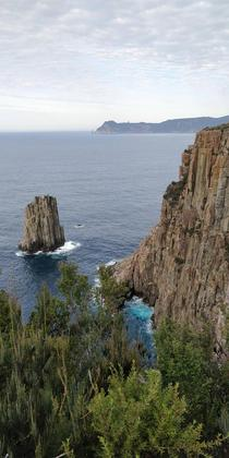 Hiking Cape Hauy Fortescue Tasmania