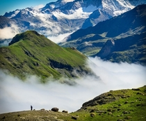 Hiking in French Pyrenees