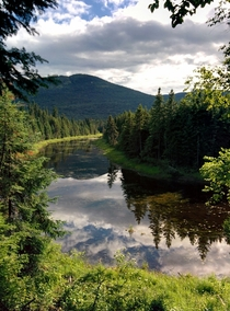 Hiking in Mont Tremblant Canada