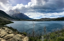 Hiking in Torres Del Paine National Park Chile