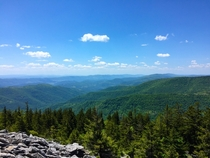 Hiking the Roaring Plains at Dolly Sods Park WV