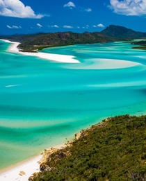 Hill Inlet Whitsunday Islands - Australia