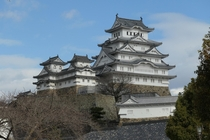 Himeji Castle Japan  years old impregnable earthquake resistant defenses A masterpiece of defense architecture