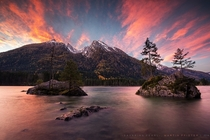 Hintersee Bavaria Germany  by Martin Pfister x-post rGermanyPics