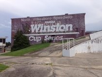 Historic North Wilkesboro Speedway  Last Nascar race was  Briefly reopened circa   Album in comments