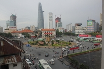 Ho Chi Minh City a few years back