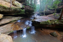 Hocking Hills State Park Ohio Photo by Jaki Good Miller
