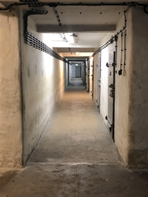 Hohenschnhausen prison in East Germany post WW Was used by secret Stasi police inmates had little to no human contact other than constant political interrogation via the guards the hallways were also quipped with redgreen lights to ensure prisoners had no
