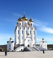 Holy Trinity Cathedral Magadan Russia