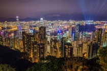 Hong Kong  by Mathias Verdon