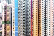 Hong Kong Density  photo by Coolor Foto