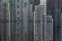 Hong Kong density  Photo by Michael Wolf