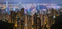 Hong Kong has  skyscrapers more than any other City in the world