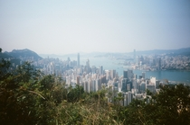 Hong Kong Point and shoot film camera Ektar