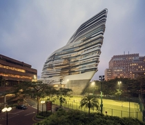 Hong Kong Polytechnic Universitys Innovation Tower