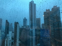Hong Kong showers