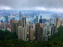 Hong Kong unrivaled spectacular skyline