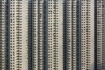 Hong Kong Urban Density