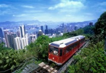 Hong Kongs Peak Tram