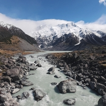 Hooker Valley New Zealand x OC