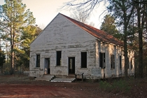 Horns Creek Baptist Church that Ill be visiting again in Trenton South Carolina