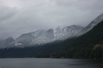 Horseshoe Bay British Columbia last December
