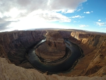 Horseshoe Bend Arizona  No editing done