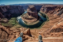 Horseshoe Bend Arizona - photo by my father
