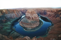 Horseshoe Bend AZ at Sunrise x
