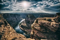 Horseshoe Bend AZ by Alan Roberts