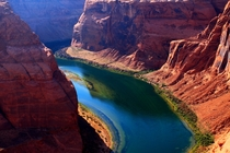 Horseshoe Bend AZ Photo by Isabella Tester xpost rUnitedStatesOfAmerica