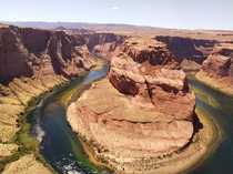Horseshoe bend AZ USA OC x