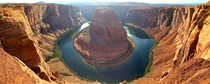 Horseshoe Bend in Page Arizona  OC