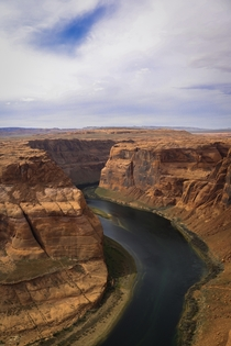 Horseshoe Canyon Colorado river