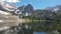 Horton Lake outside Bishop California