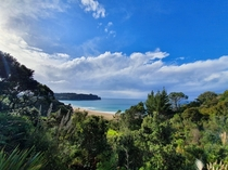 Hot Water Beach Coromandel Peninsula New Zealand  photo taken  days ago