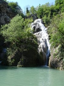 Hotnits waterfall Bulgaria