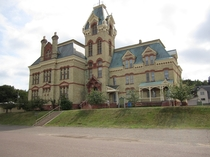 Houghton County Courthouse Houghton Michigan US    Kirk LeCureux