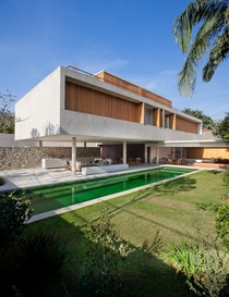 House  by Marcio Kogan