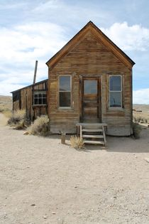 House in Bodie CA