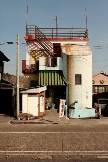 House in Japan photo by Matthew Bednarik